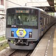 03.20104F新宿線を走る