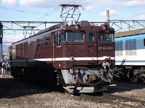 EF64 1001