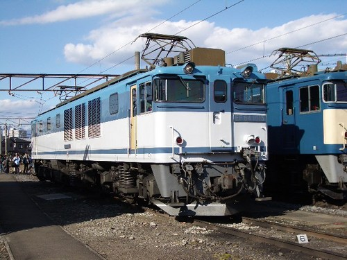 EF64 1015
