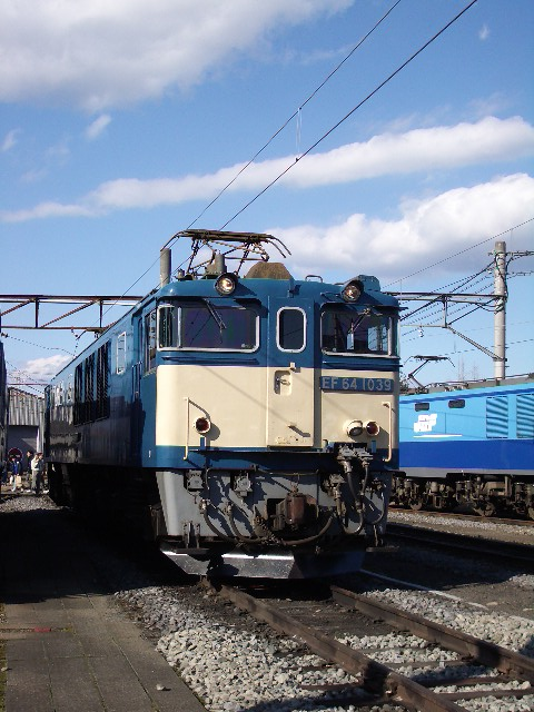 EF64 1039