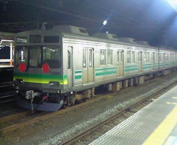 秩父鉄道7000<br />  系甲種輸送