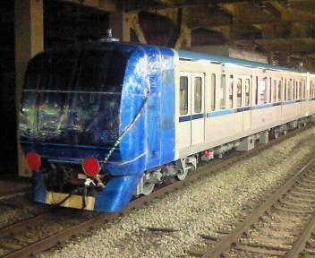 東京メトロ東西線用新型車15000<br />  系