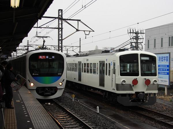 ここ から 西武 新宿 駅
