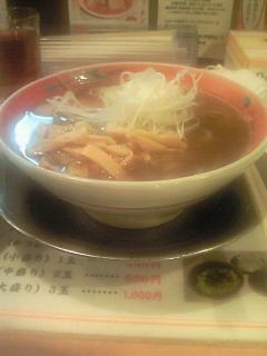 高崎駅前 麺処やまちゃん