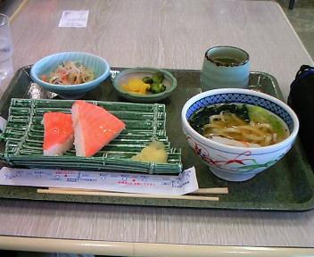 ます寿司定食