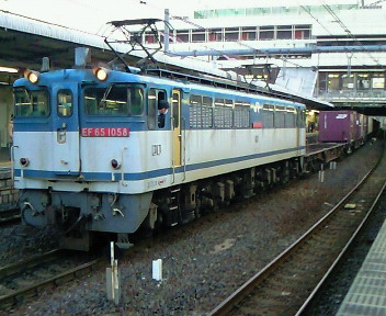 EF65 1058号機