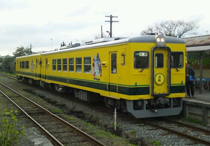 いすみ鉄道の新車