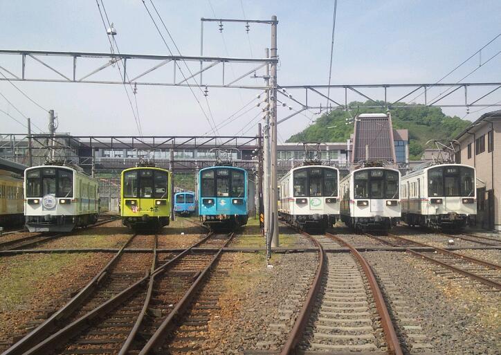 近江鉄道220<br />  形