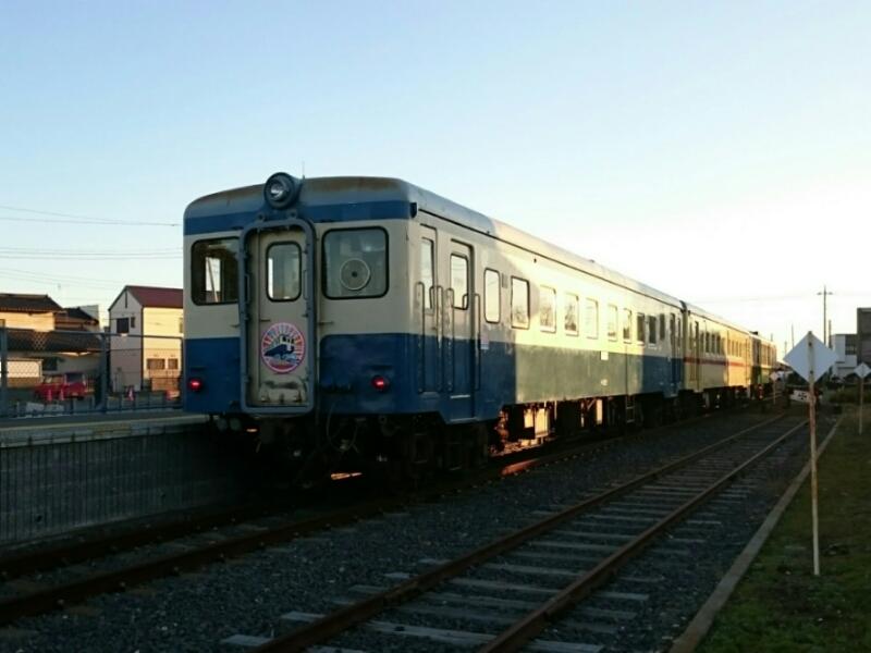 ひたちなか海浜鉄道キハ222