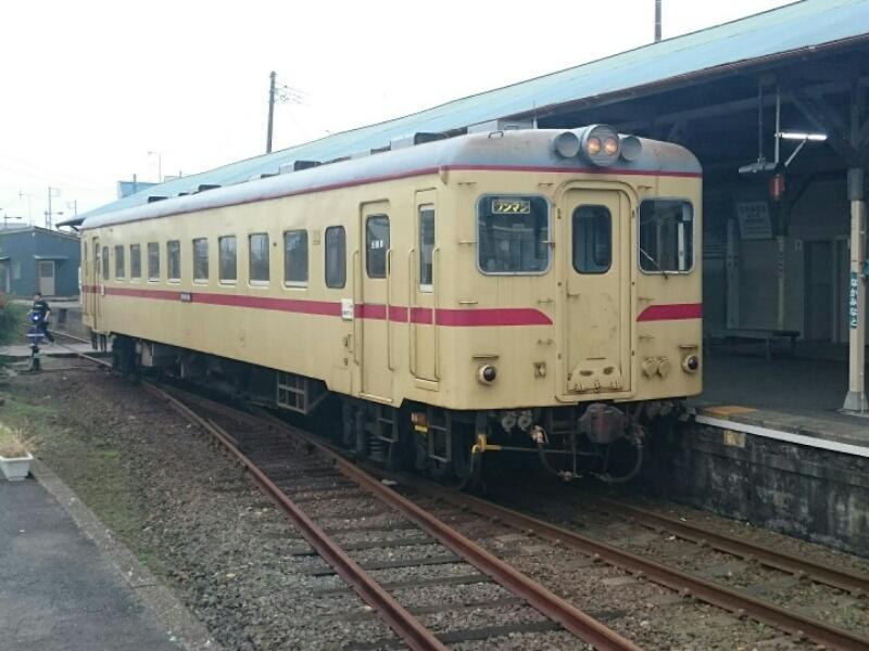 ひたちなか海浜鉄道  キハ2004