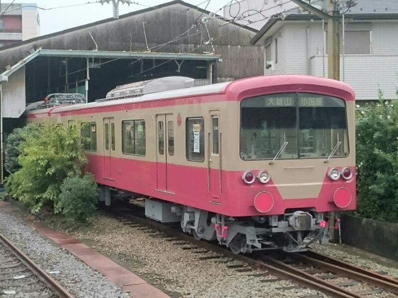 伊豆箱根鉄道で赤電復活