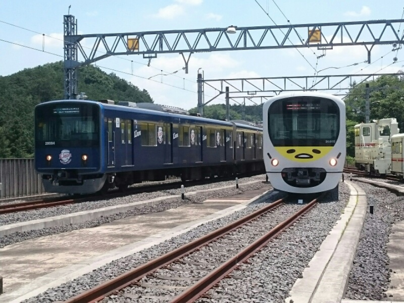 西武電車フェスタ2018